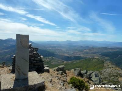 Pico Santuy; El Cerrón; marcha en madrid belen viviente de buitrago blog senderismo